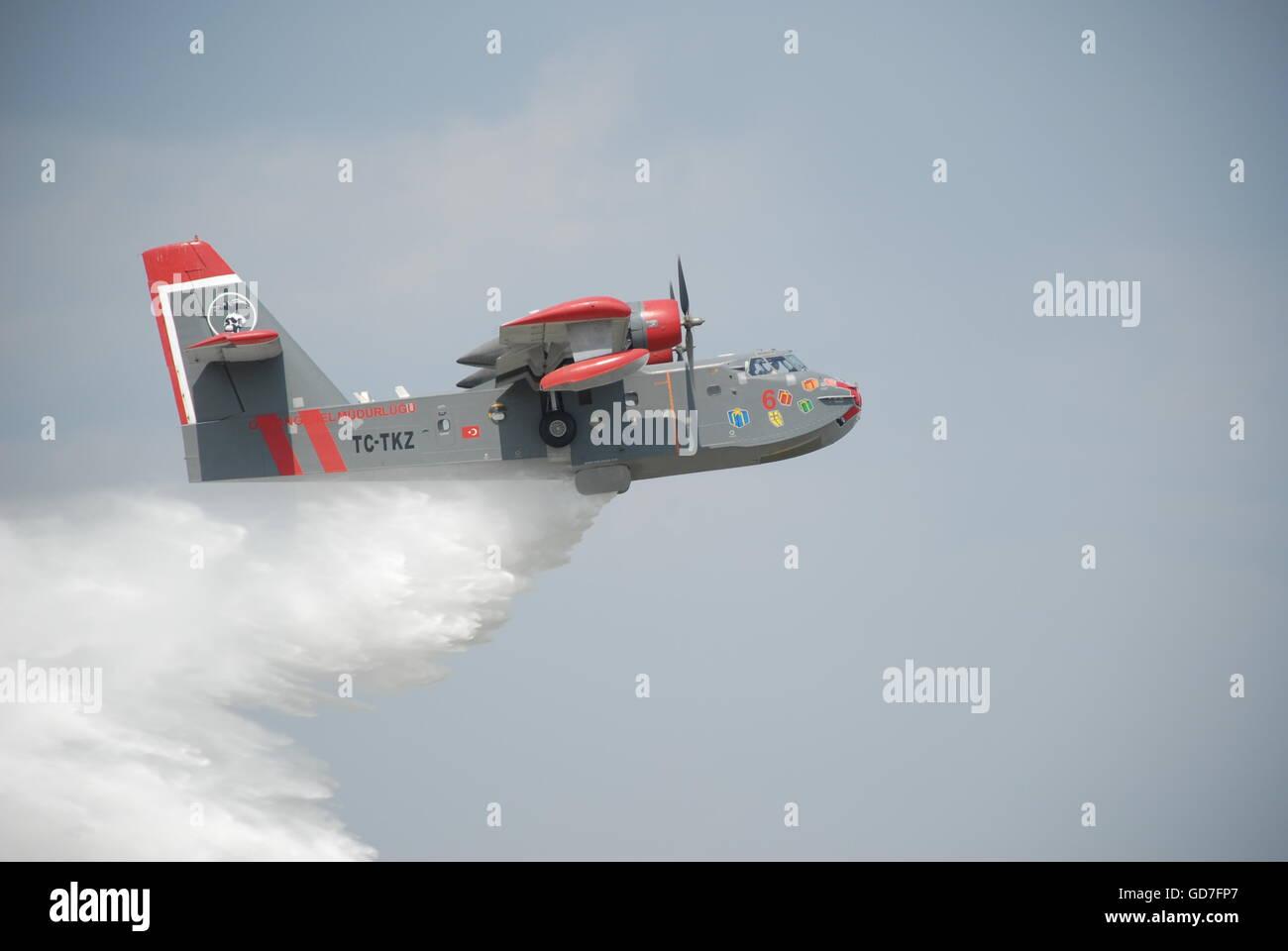 Piston Engine Aircraft Stock Photos & Piston Engine Aircraft Stock