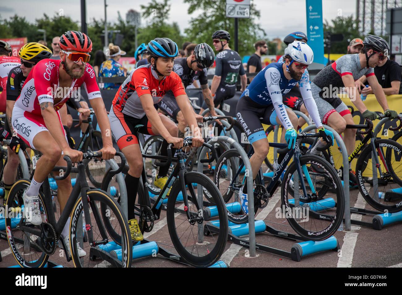Red Hook Crit London 2016 Cycling Criterium Fixed Gear Bike