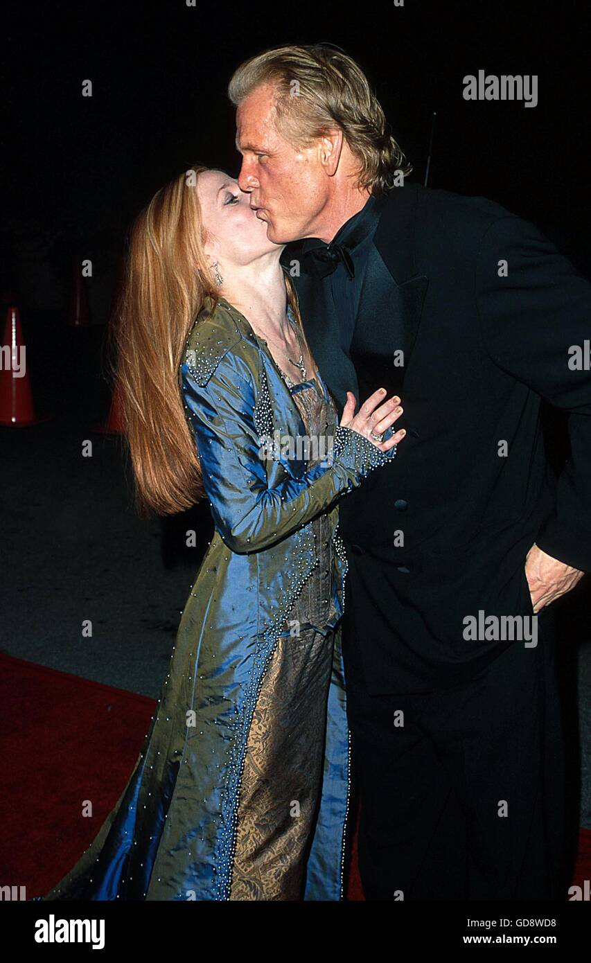 Nick Nolte Andvicky Lewis.Miramax Party. 1999. 1st Jan, 2011. © Roger Karnbad/ZUMA Wire/Alamy Live News - Stock Image