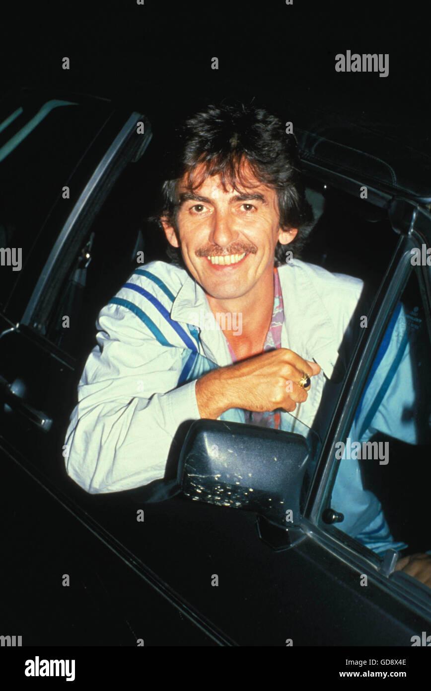 George Harrison. 30th Jan, 2008. © Roger Karnbad/ZUMA Wire/Alamy Live News - Stock Image