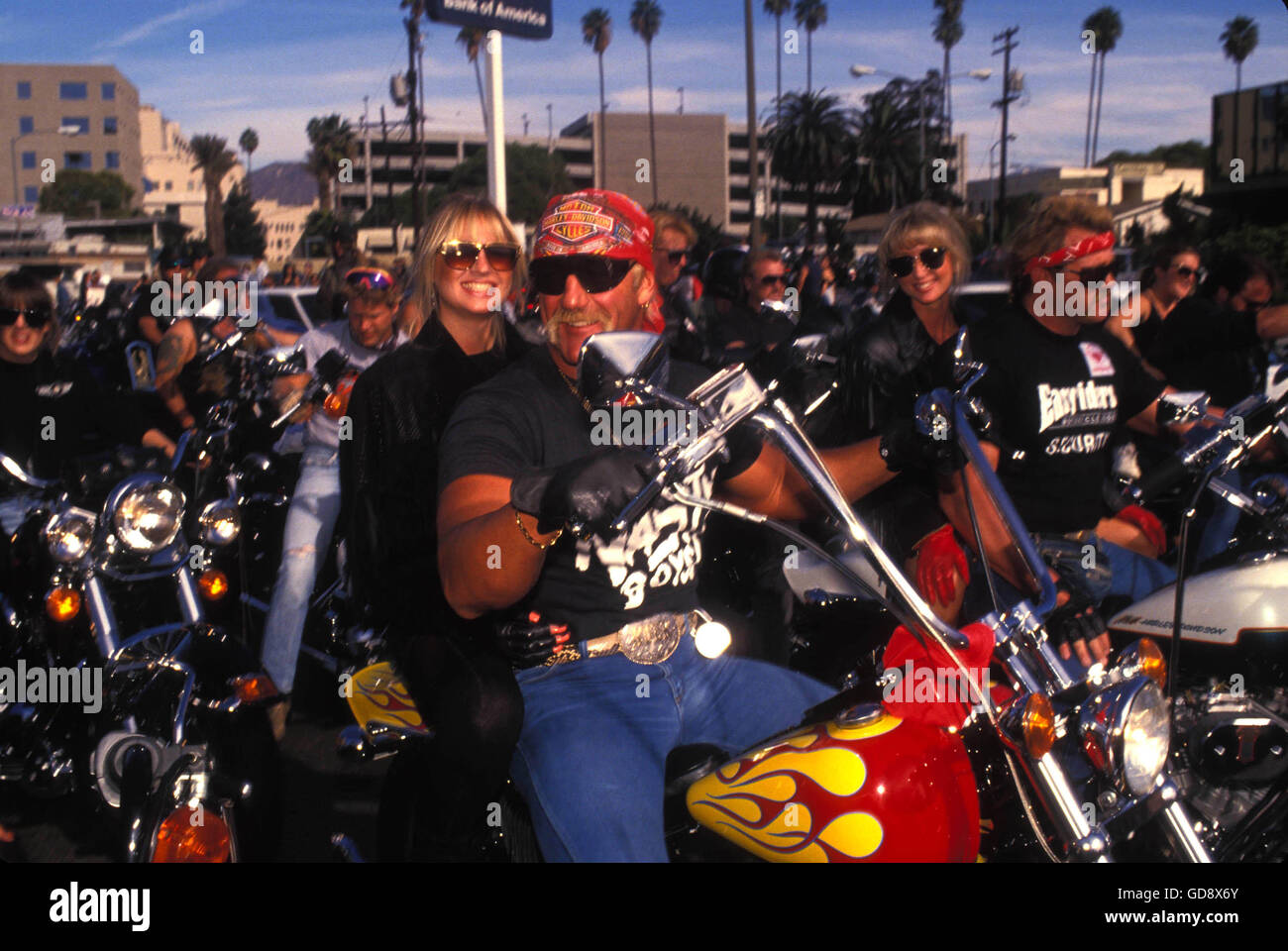 Hulk Hogan Stock Photos & Hulk Hogan Stock Images - Alamy