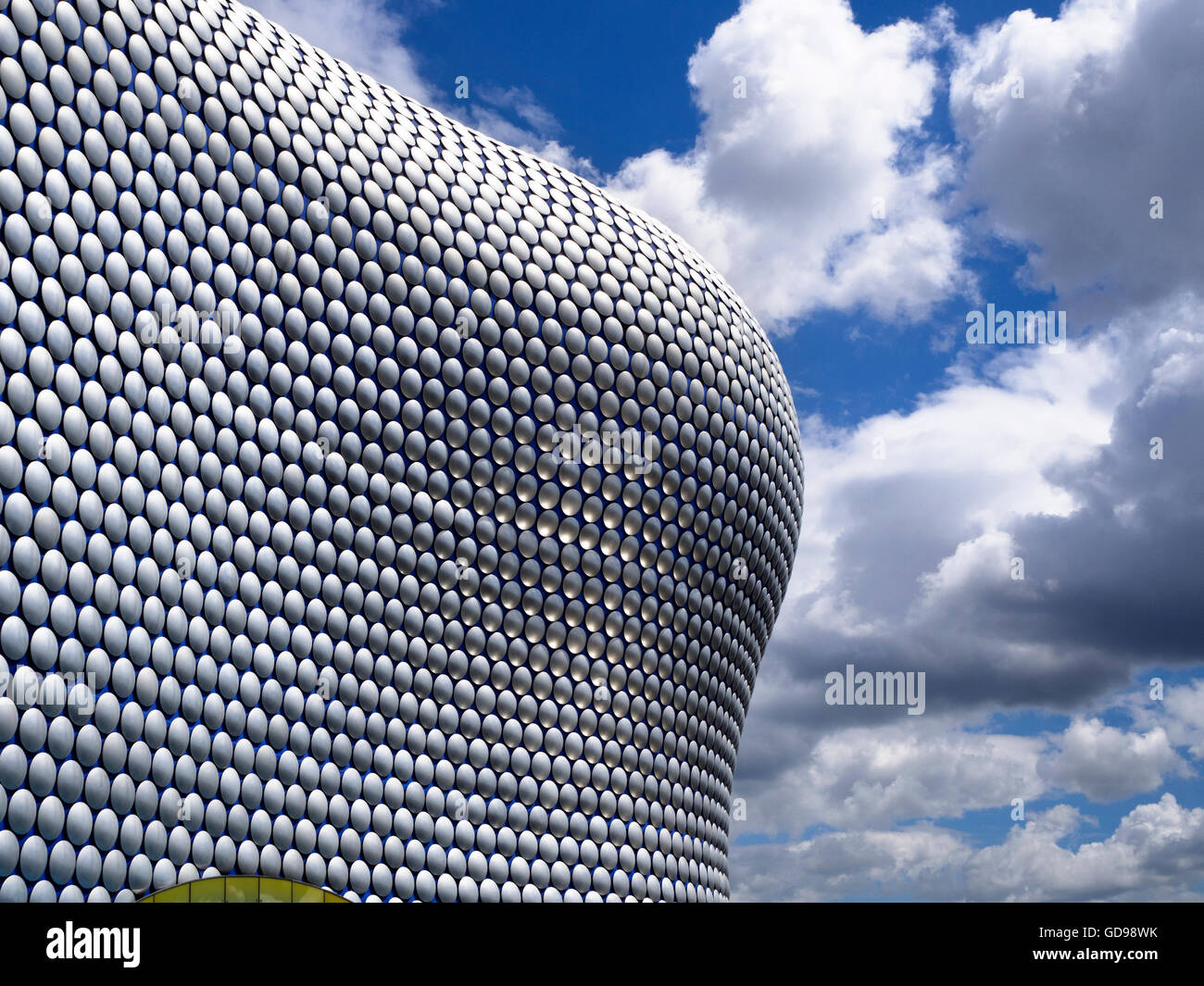 Selfridges Building at the Bullring in Birmingham City Centre West Midlands England - Stock Image