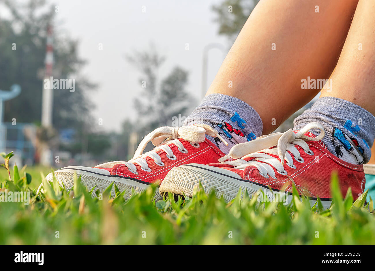 dd8884e7658 Red Shoes Stock Photos   Red Shoes Stock Images - Alamy