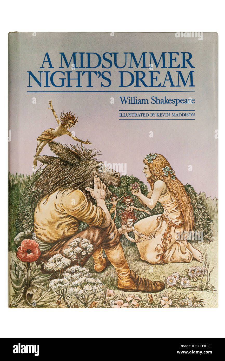 a report on william shakespeares a midsummer nights dream Abebookscom: a midsummer night's dream (signet classics) (9780451526960) by william shakespeare and a great selection of similar new, used and collectible books available now at great prices.