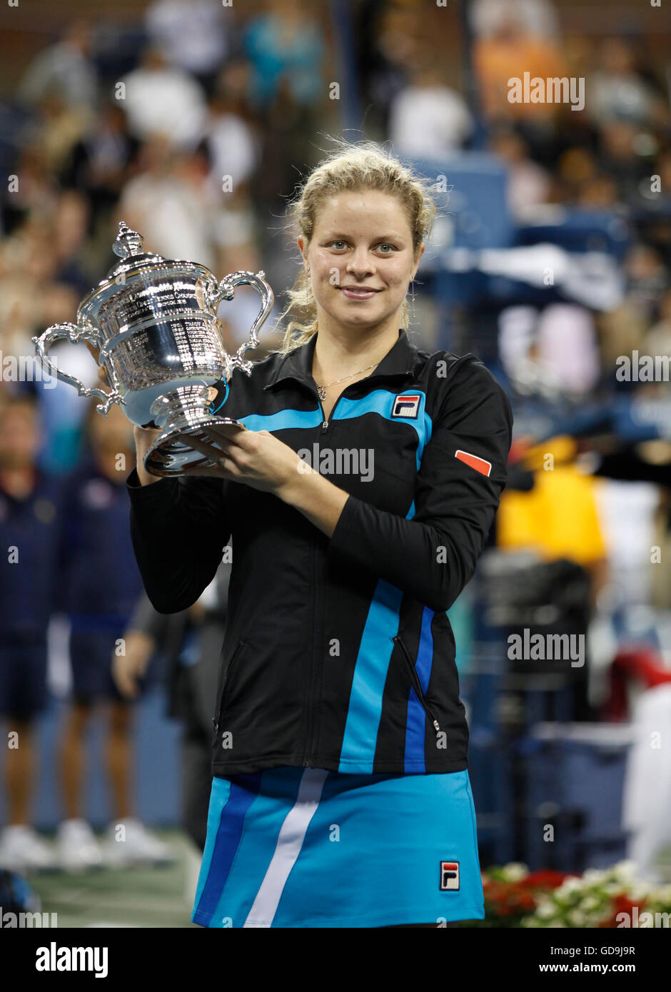 Gd Usa Award 2016 In House Design: Kim Clijsters Stock Photos & Kim Clijsters Stock Images
