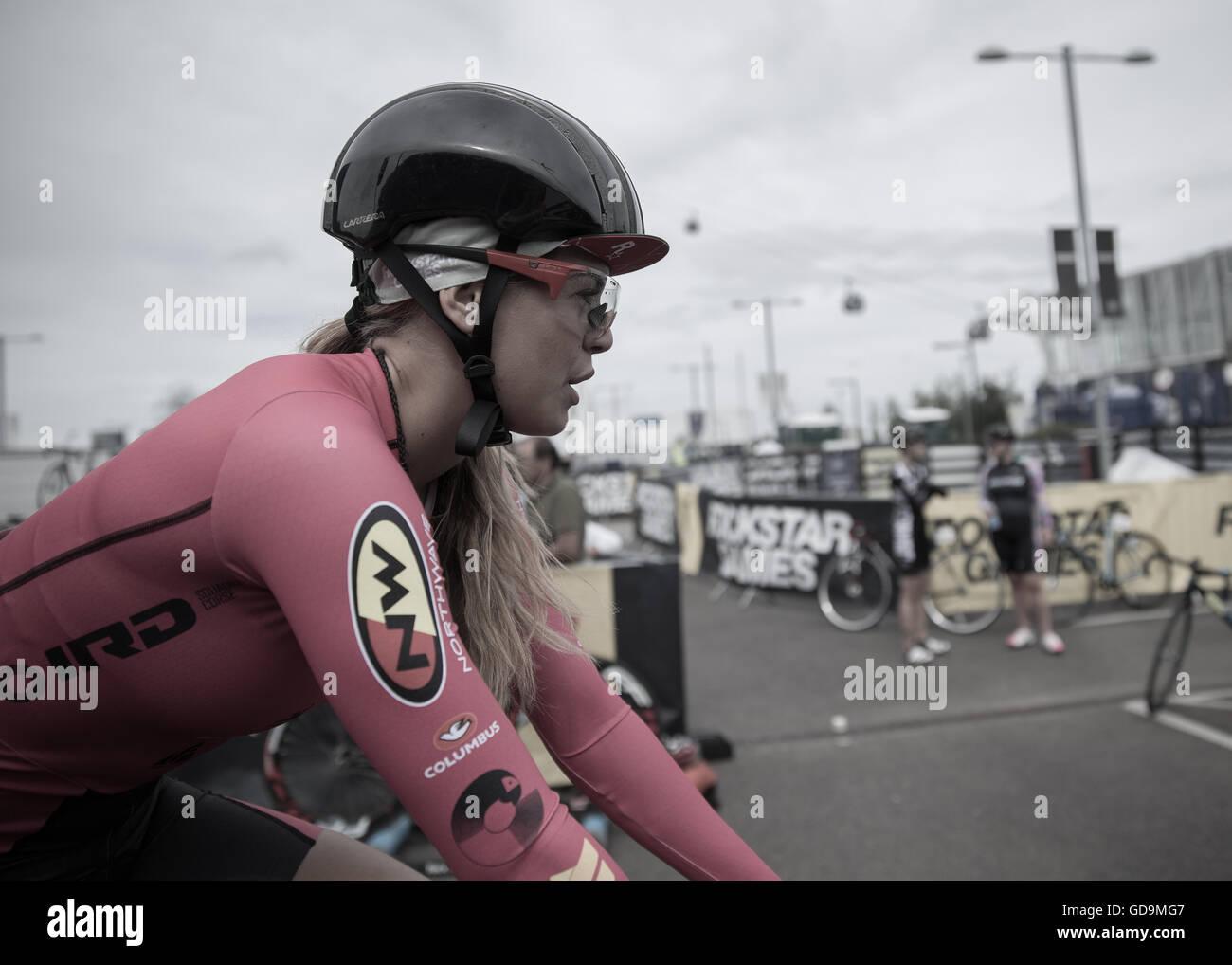 Bike Training Circuit Stock Photos & Bike Training Circuit