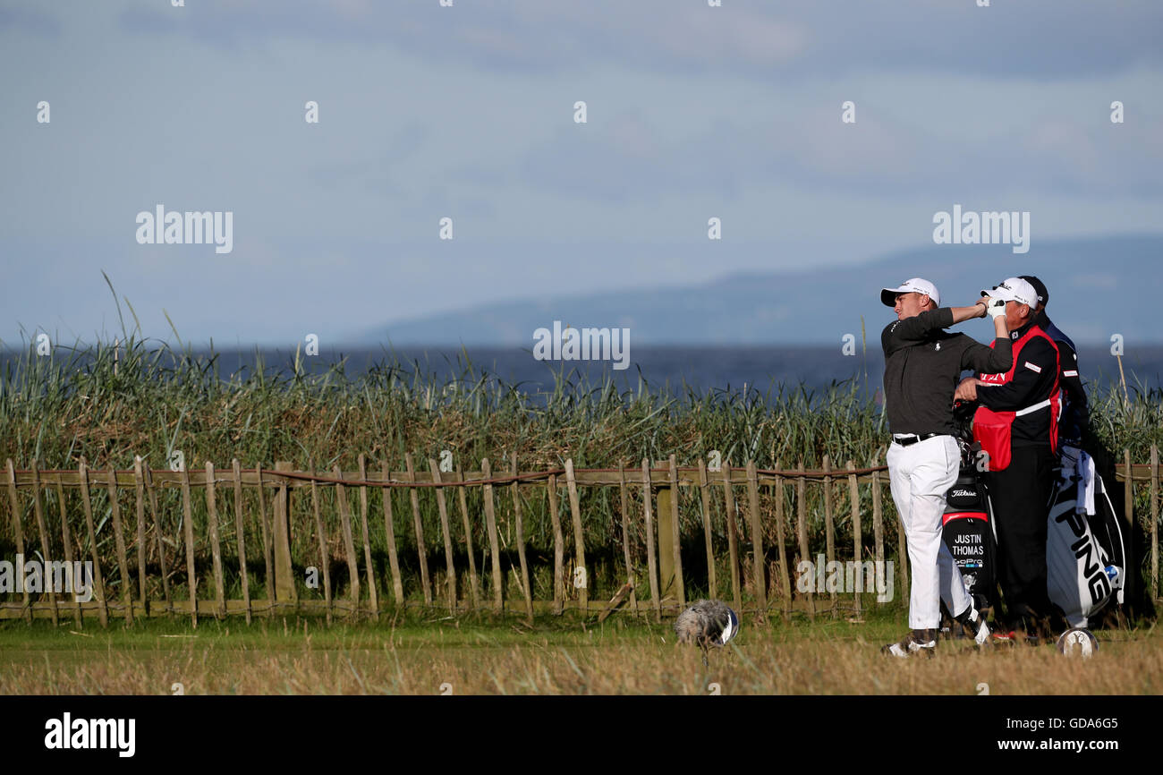 Justin Thomas 2016 High Resolution Stock Photography And Images Alamy