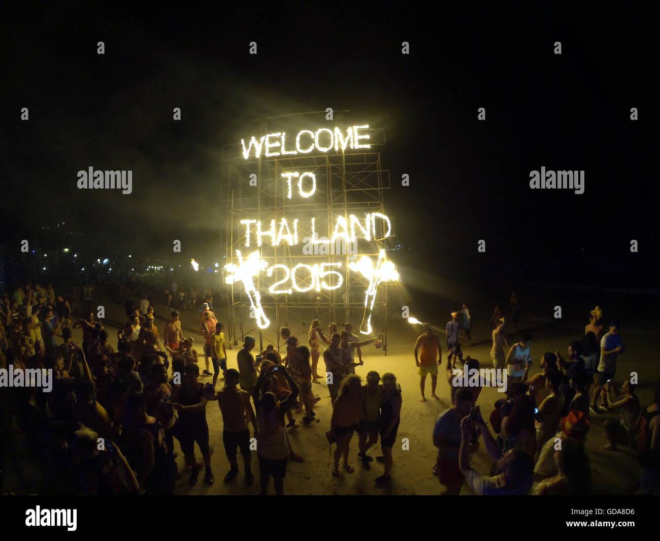 thailand - Stock Image