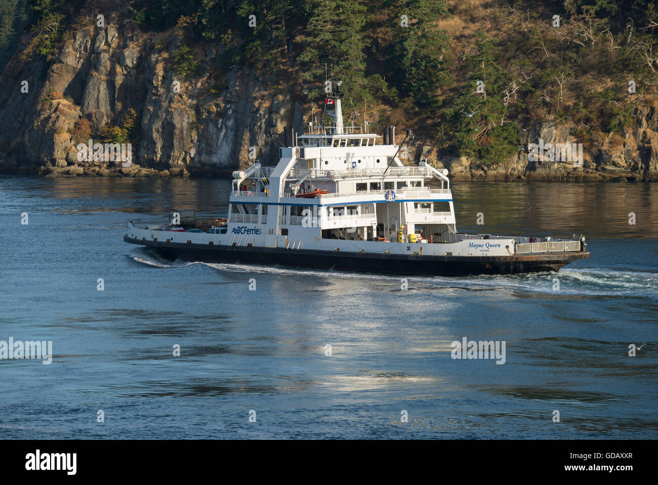 Car Ferry - Stock Image