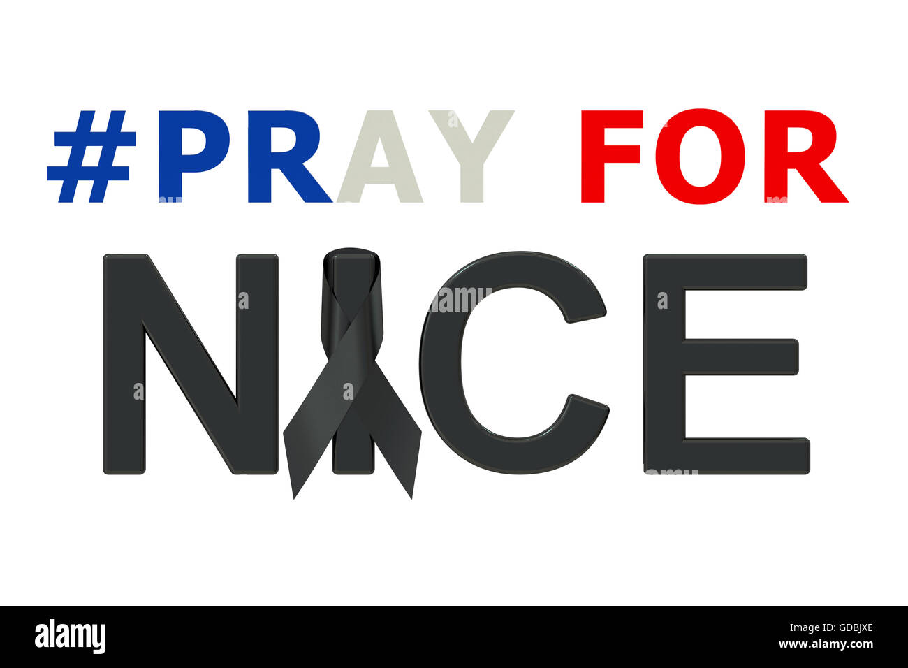 Pray For Nice Stock Photos Pray For Nice Stock Images Alamy