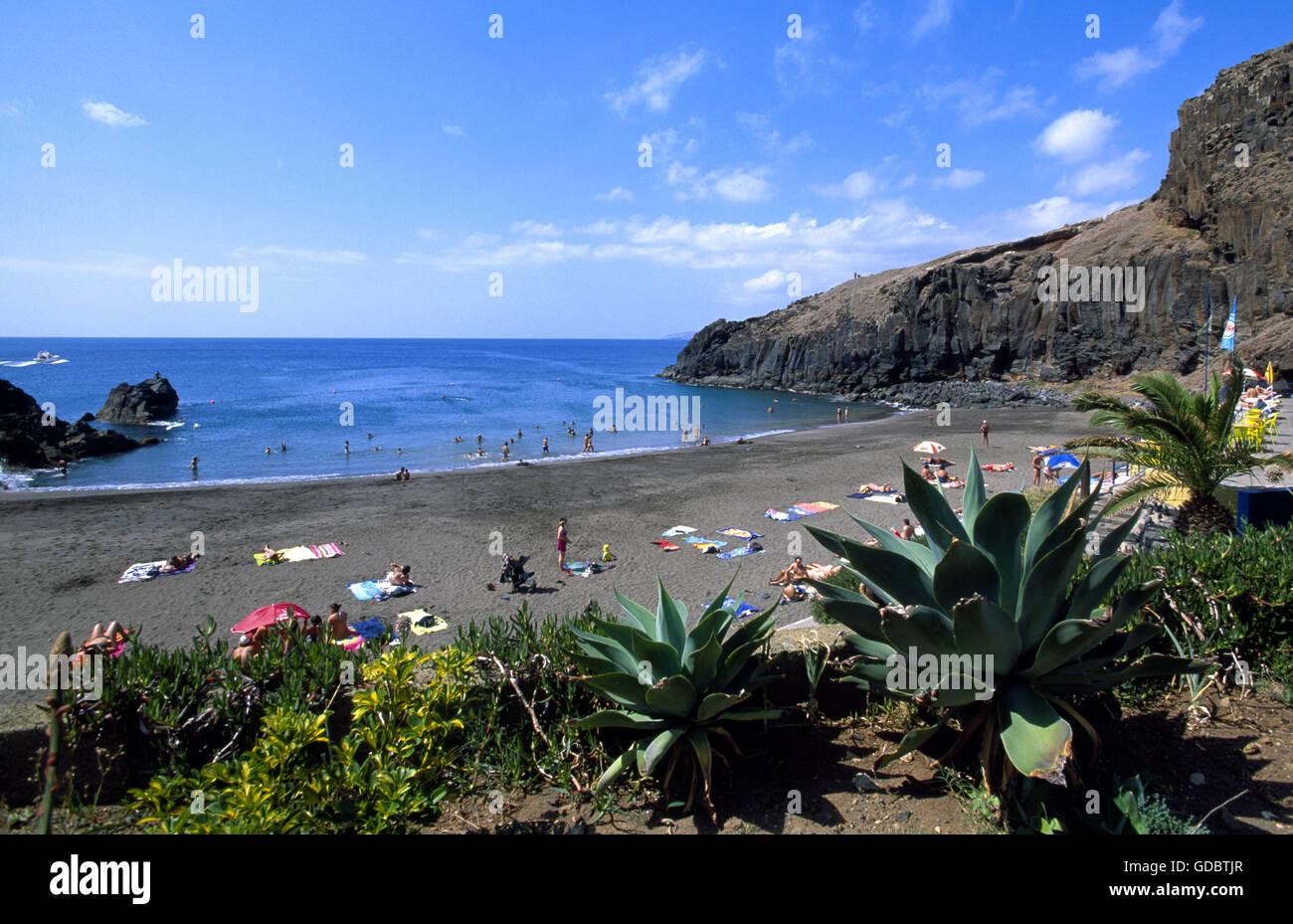 Prainha, Ponta de Sao Lourenco, Madeira - Stock Image