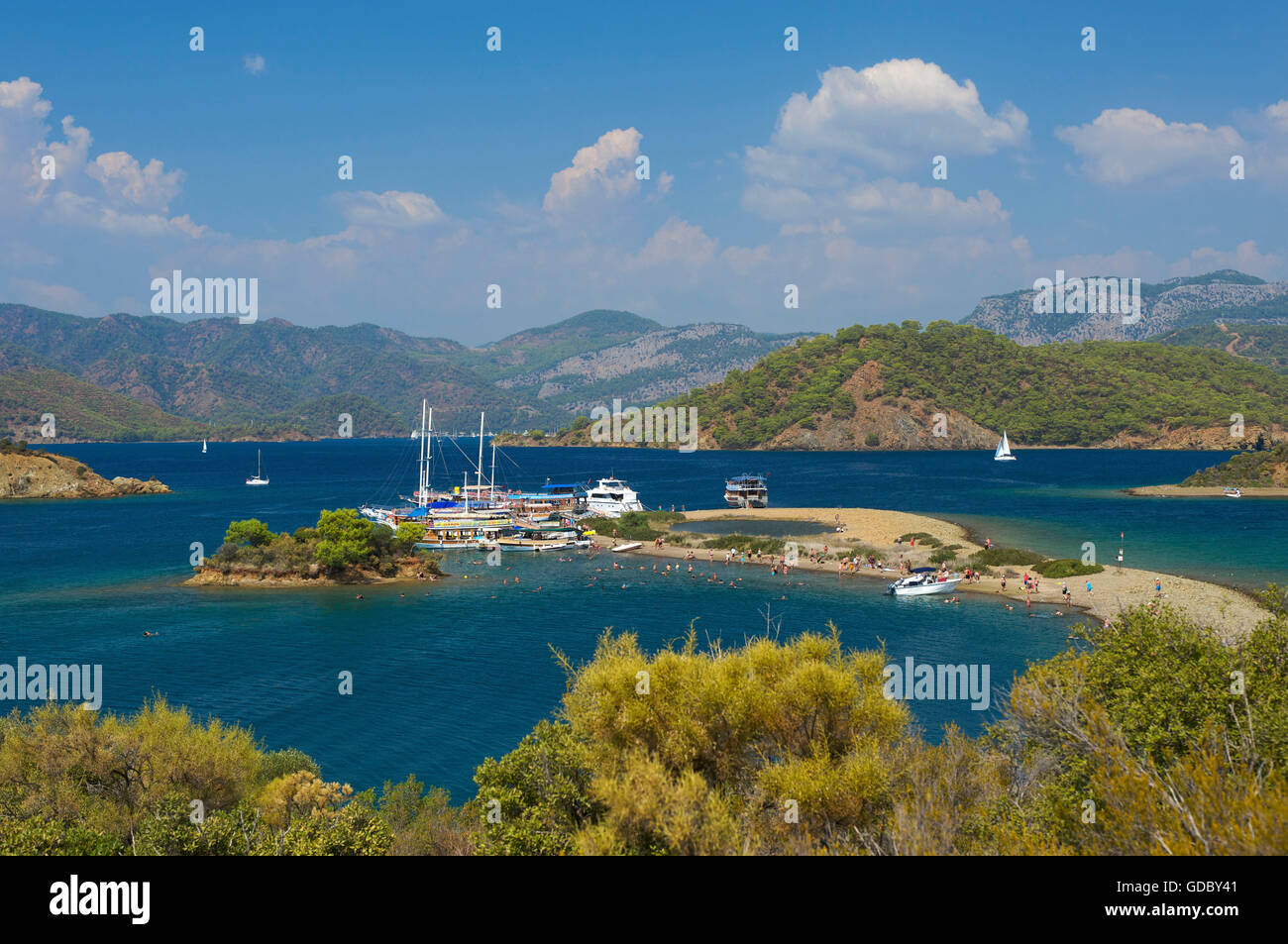 Adlar calis beach island, adlar, 12 island tour , fethiye,turkish