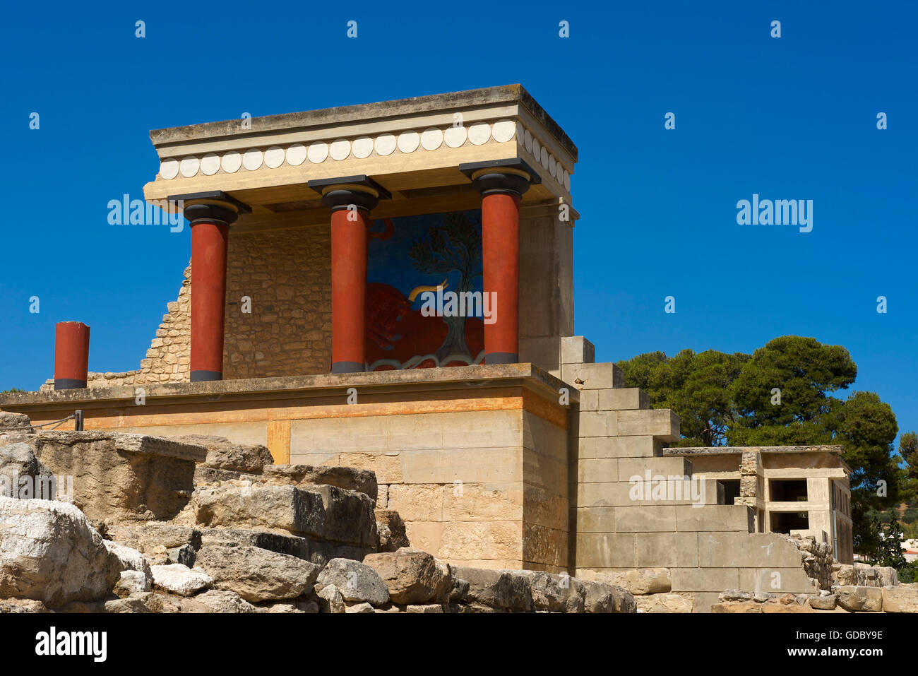 Knossos Palace in Crete. Greece, Crete: Attractions 58