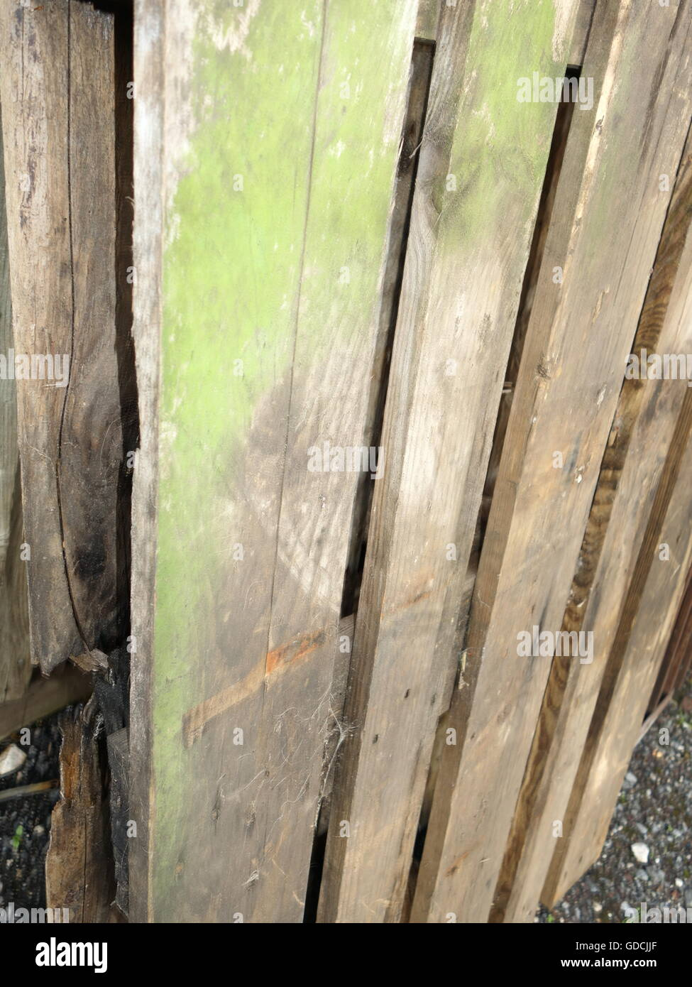 A Wooden Crate Texture
