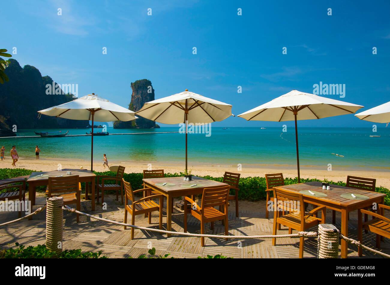 Centara Resort, Krabi, Thailand - Stock Image