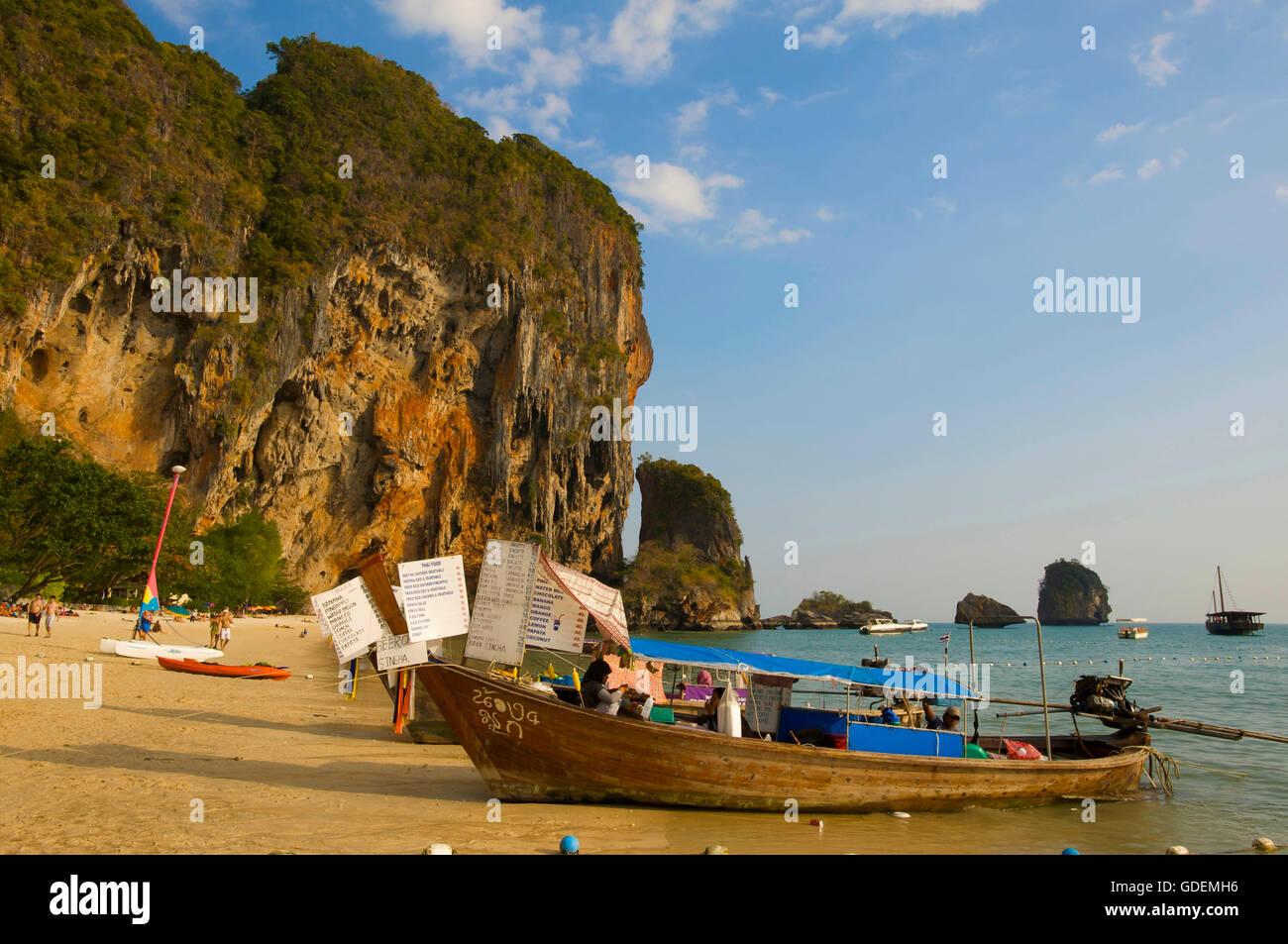 Phra nang beach resort