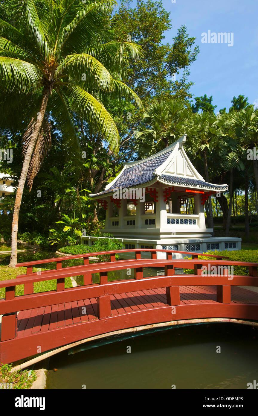 Arcardia Hotel in Karon, Phuket Island, Thailand - Stock Image