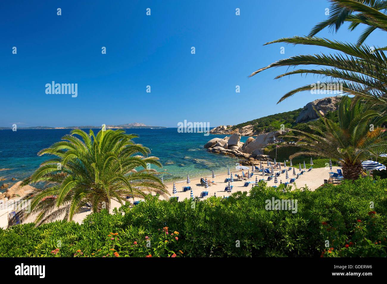 Porto Cervo, Costa Smeralda, Sardinia, Italy - Stock Image