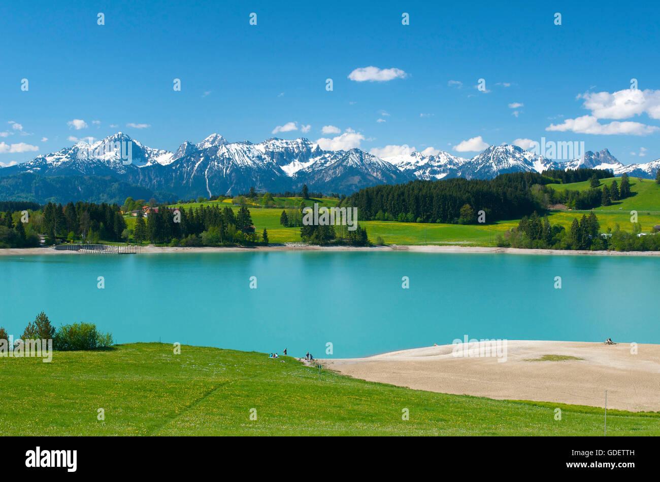 Schönster See Bayern