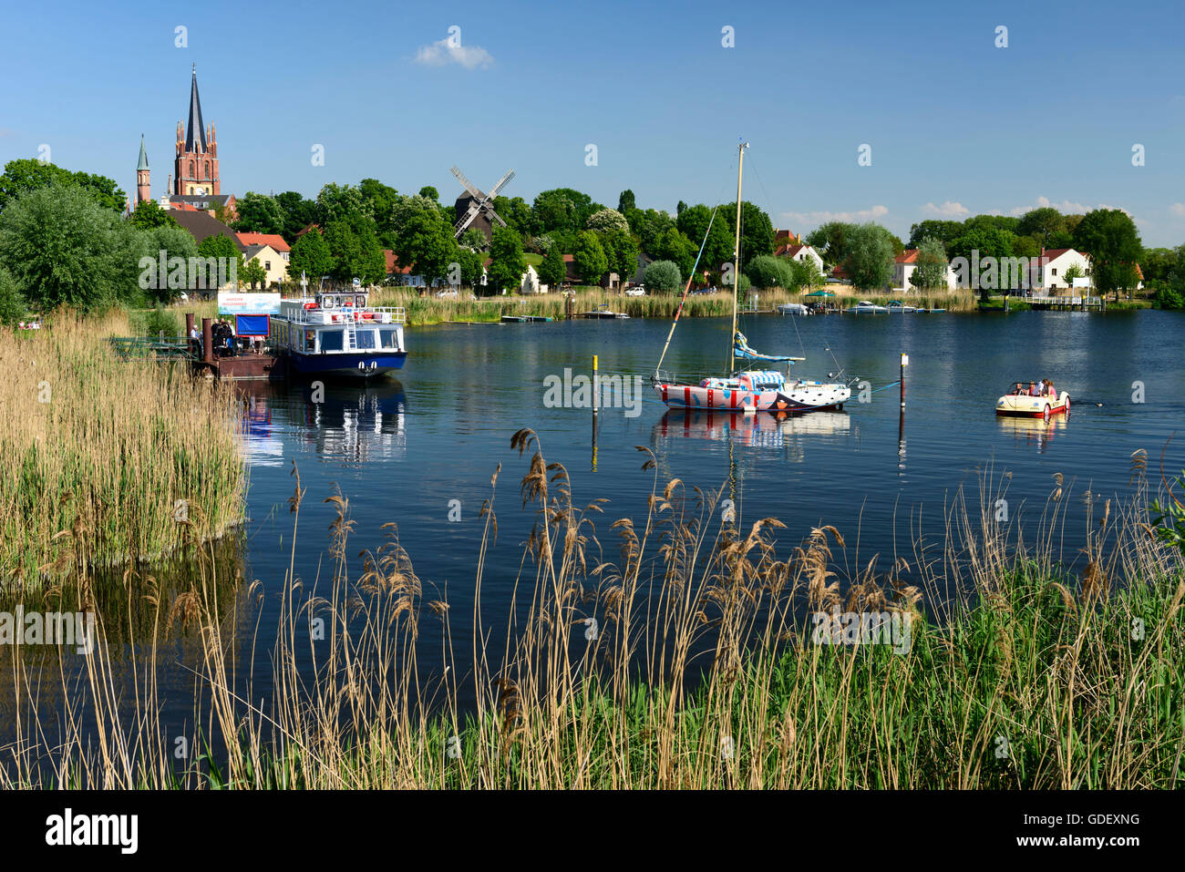 Werder To Havel Stock Photos Werder To Havel Stock Images Alamy