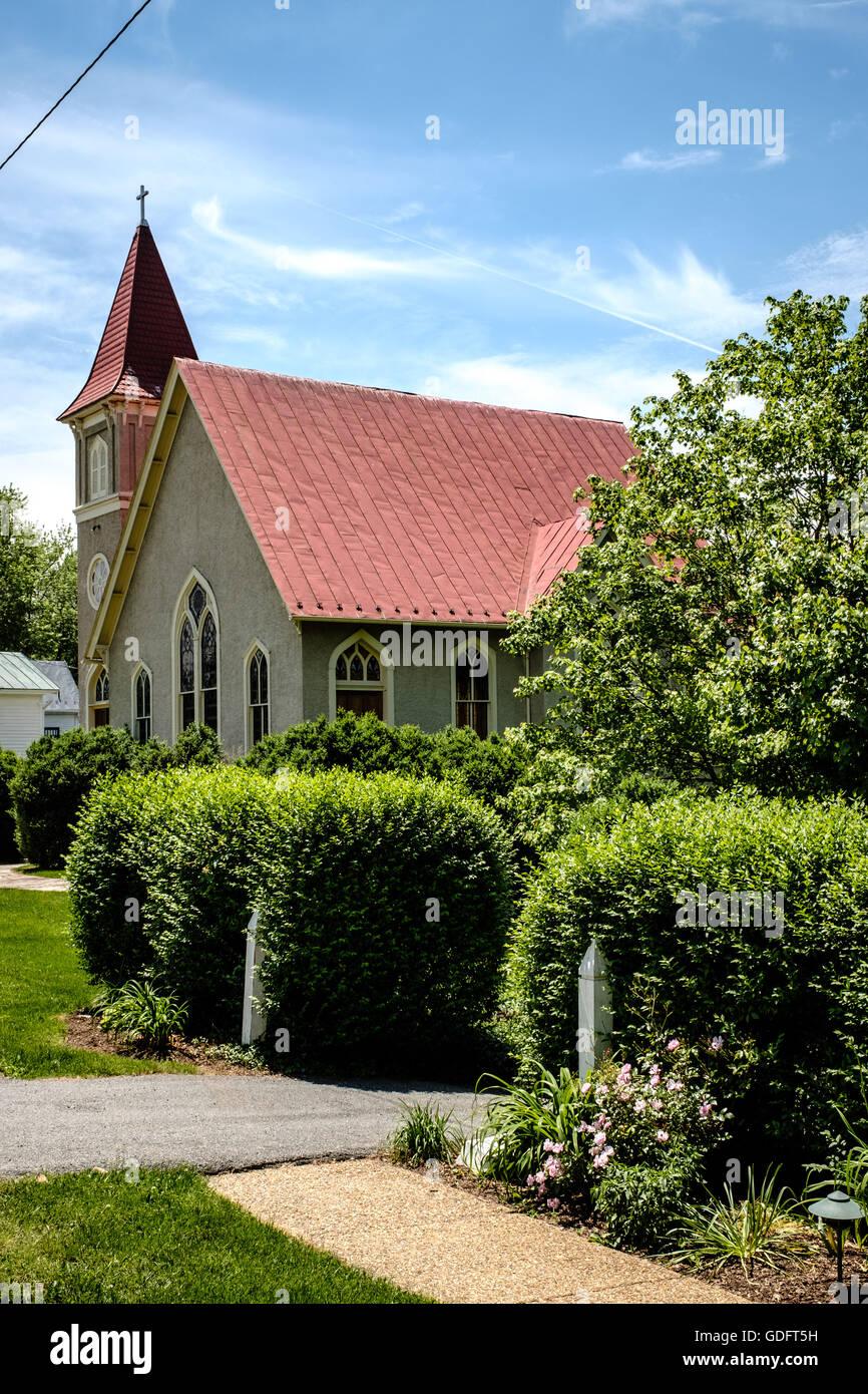 Trinity United Methodist Church Stock Photos & Trinity United ...