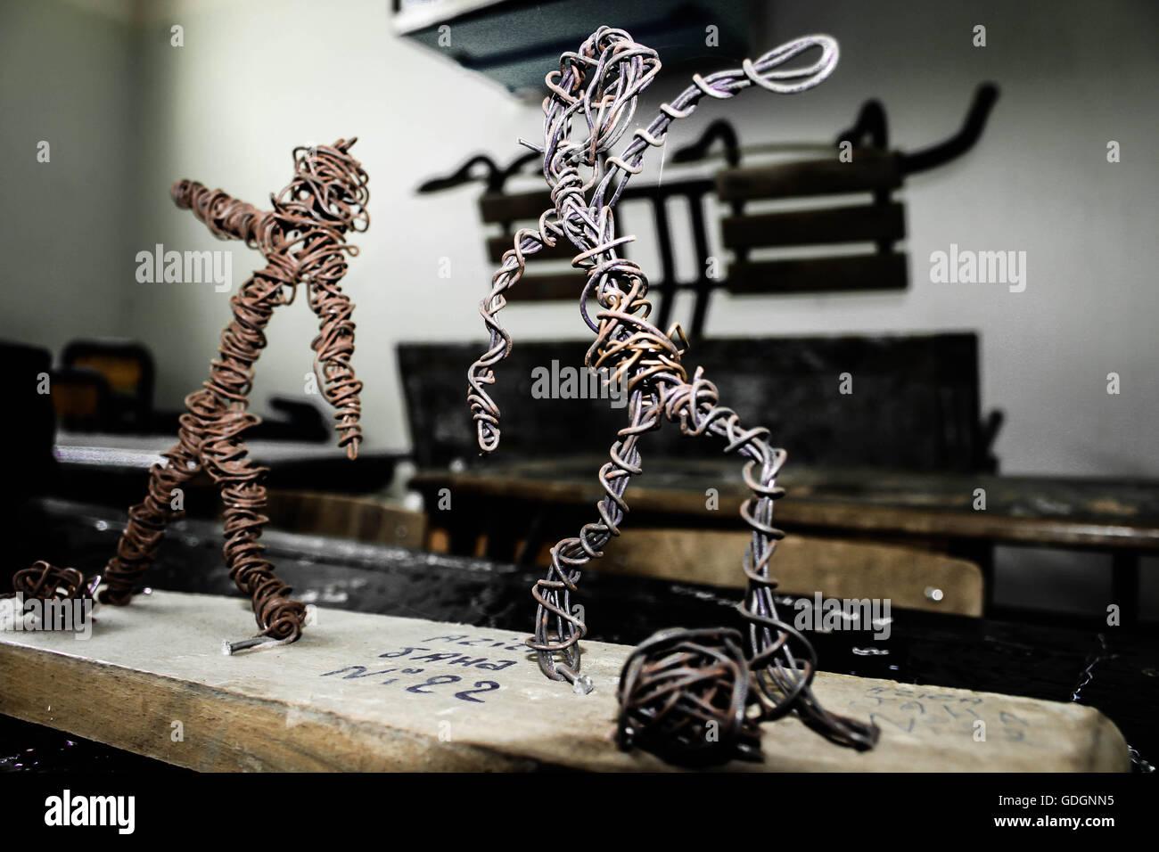 student creation - Stock Image