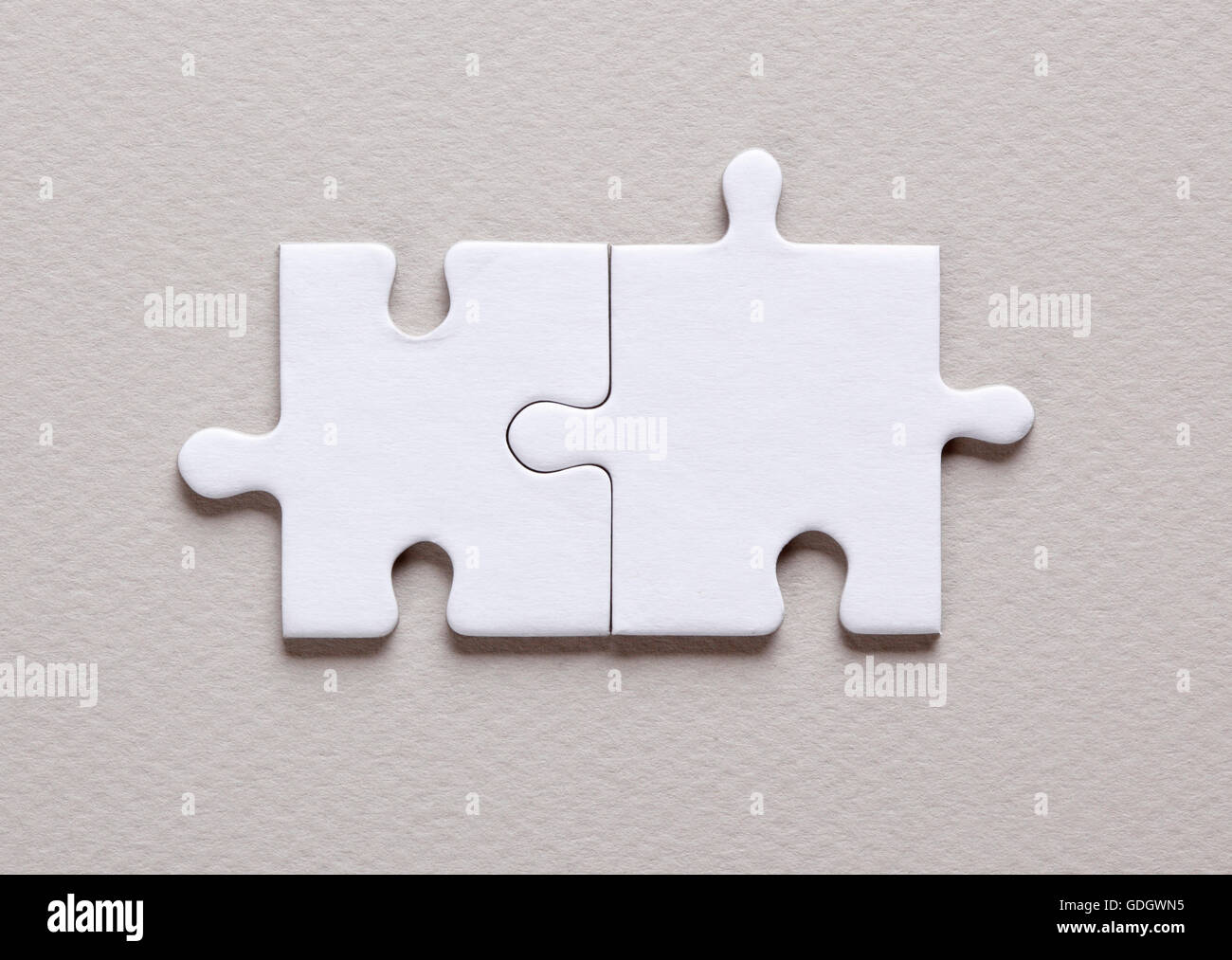 Blank Jigsaw Puzzle Pieces Stock Photos & Blank Jigsaw Puzzle Pieces ...