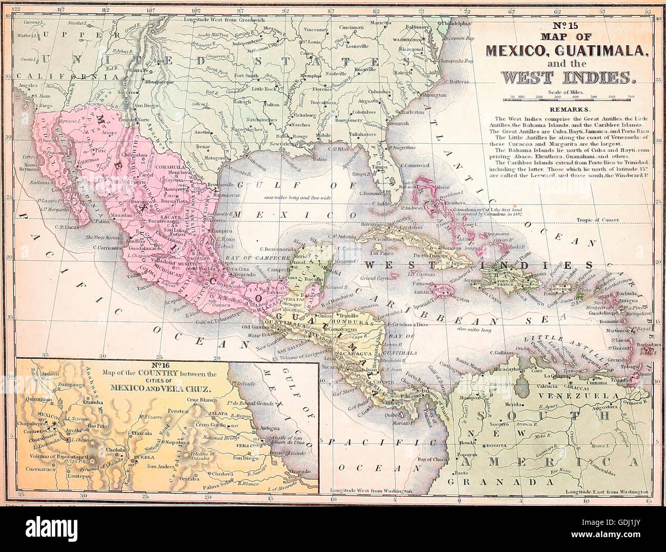 Mexico Map Stock Photos Mexico Map Stock Images Alamy