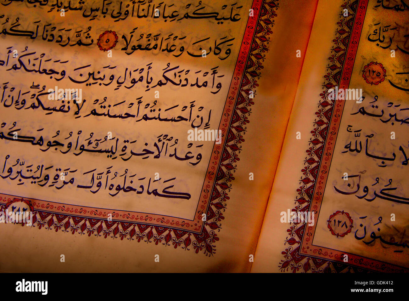 The Quran, literally meaning