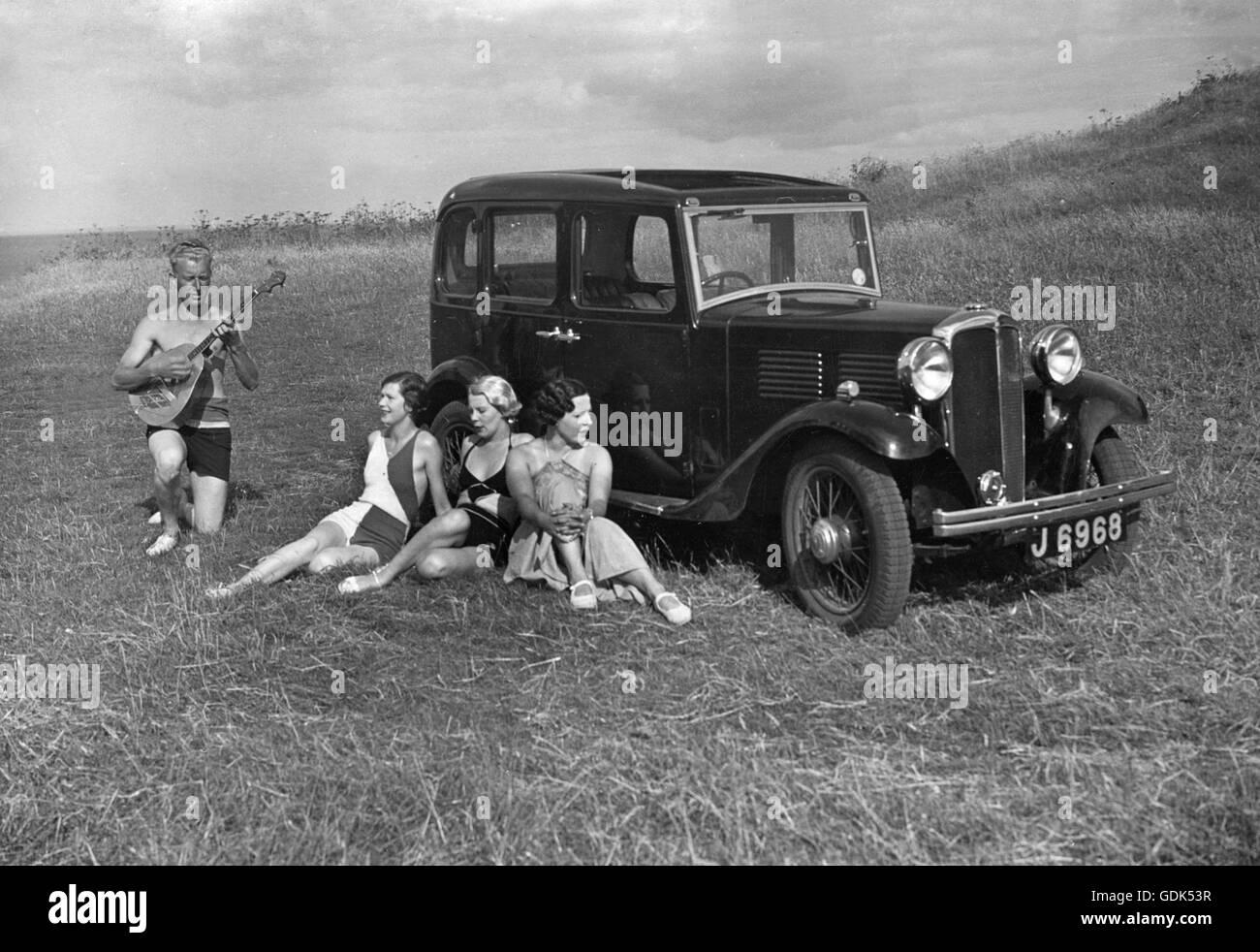 1932 Standard Little 9. Jersey - Stock Image