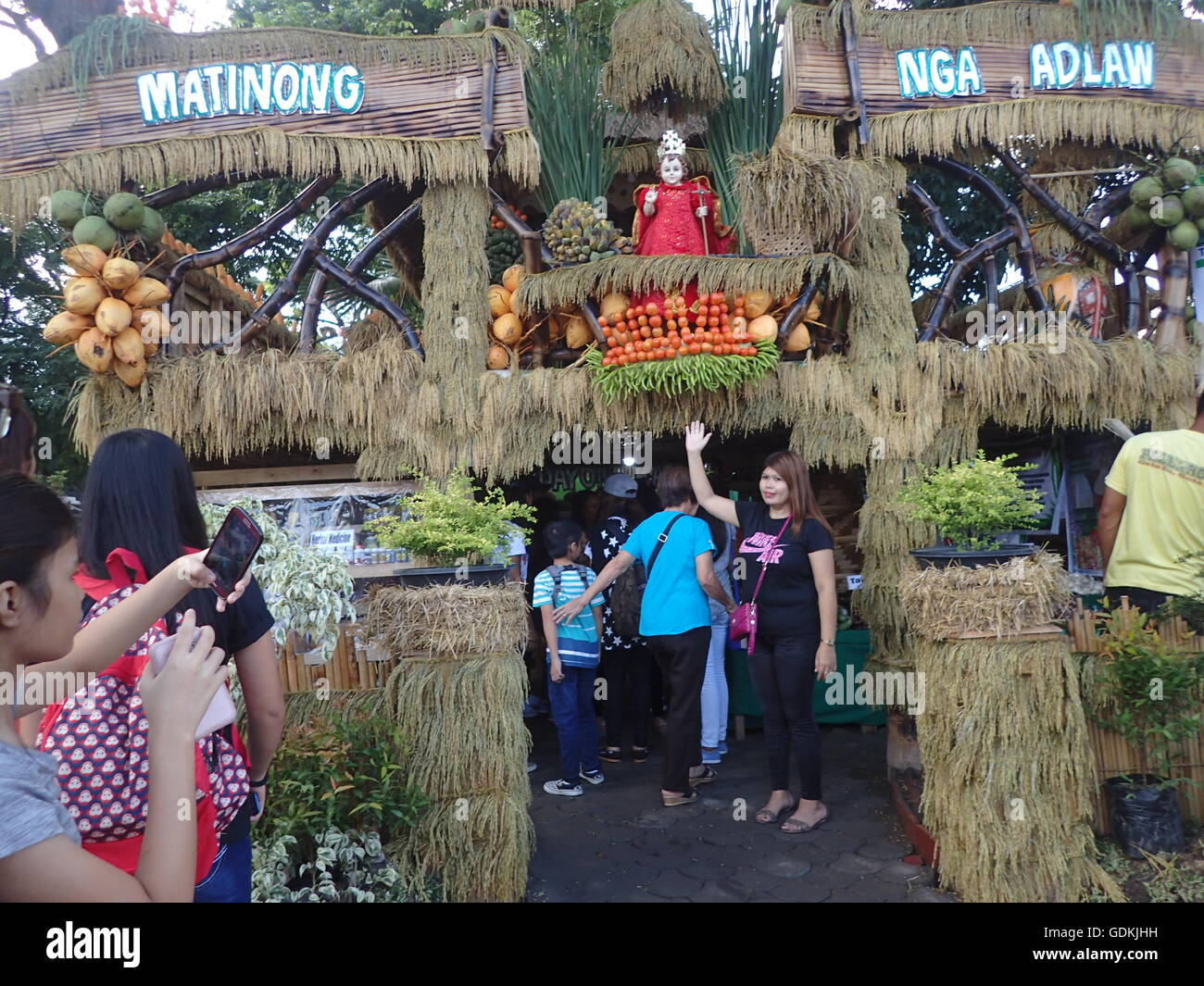 Koronadal City Philippines 18th July 2016 Different Agricultural