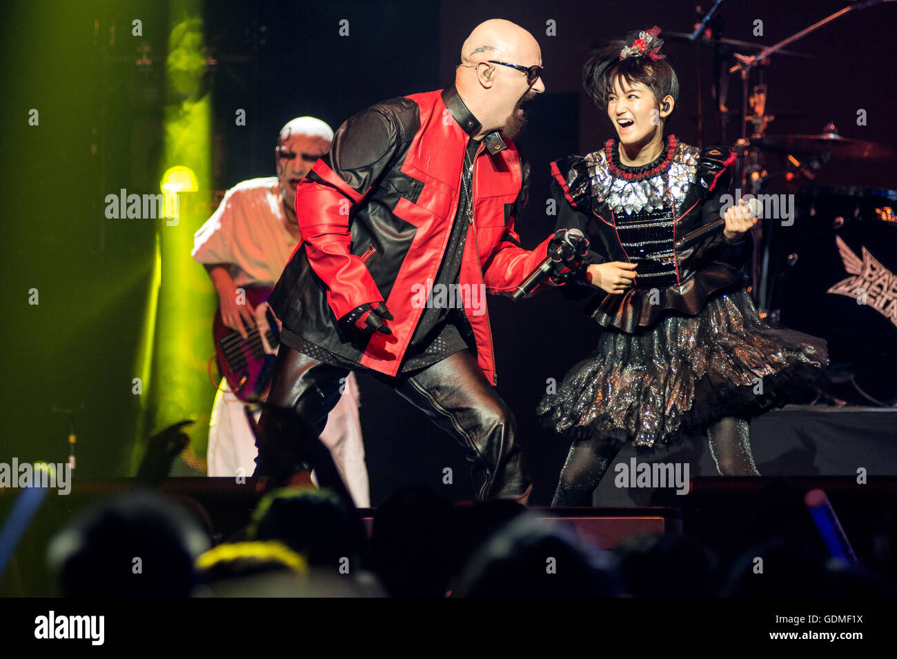 Babymetal Stock Photos & Babymetal Stock Images - Alamy