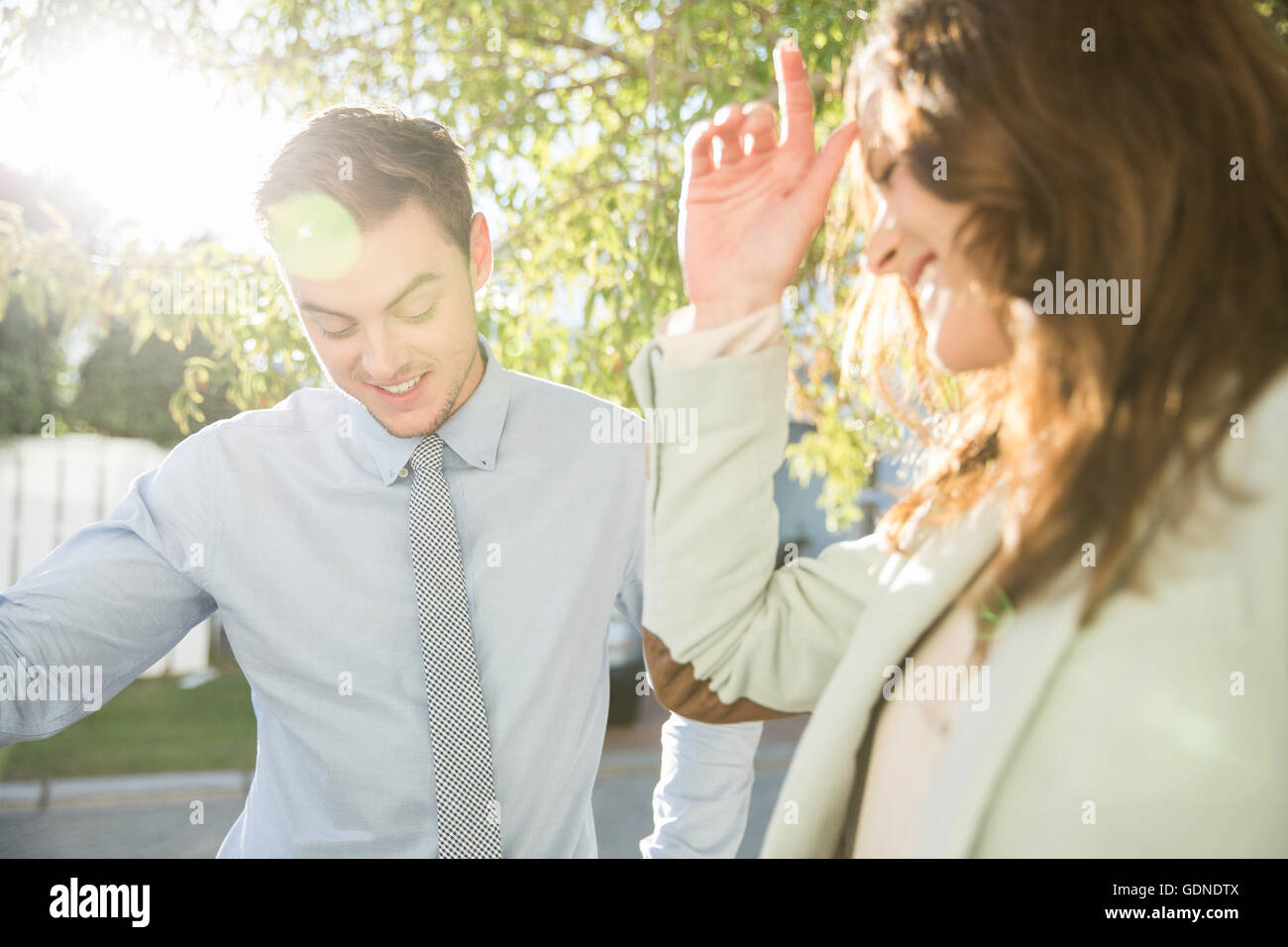 How to Date a ManWoman Who Embarrasses You images