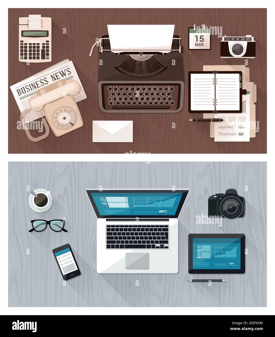 evolution of communication technology