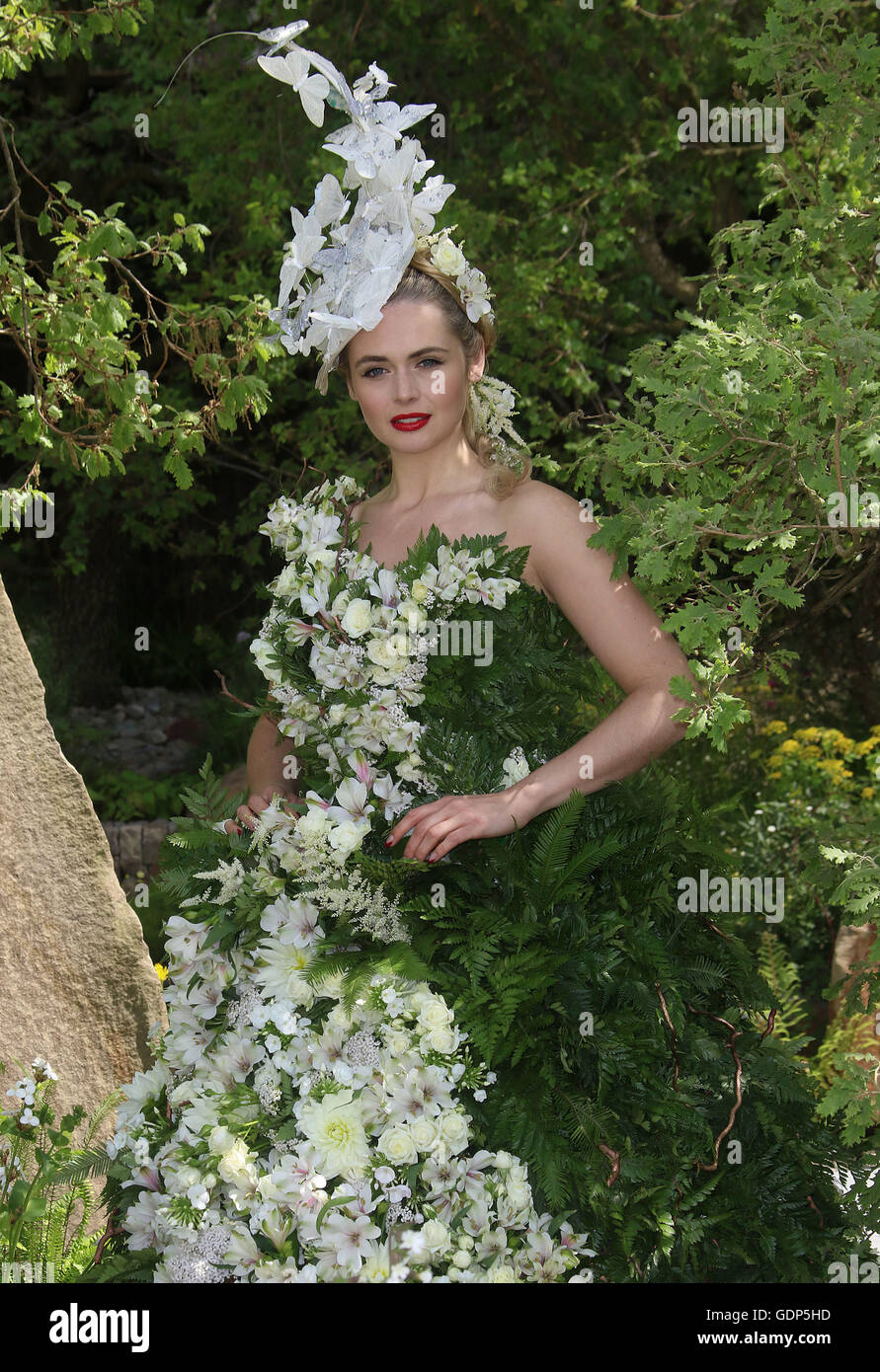 May 23, 2016 - General Views at Chelsea Flower Show 2016 in London, UK. - Stock Image