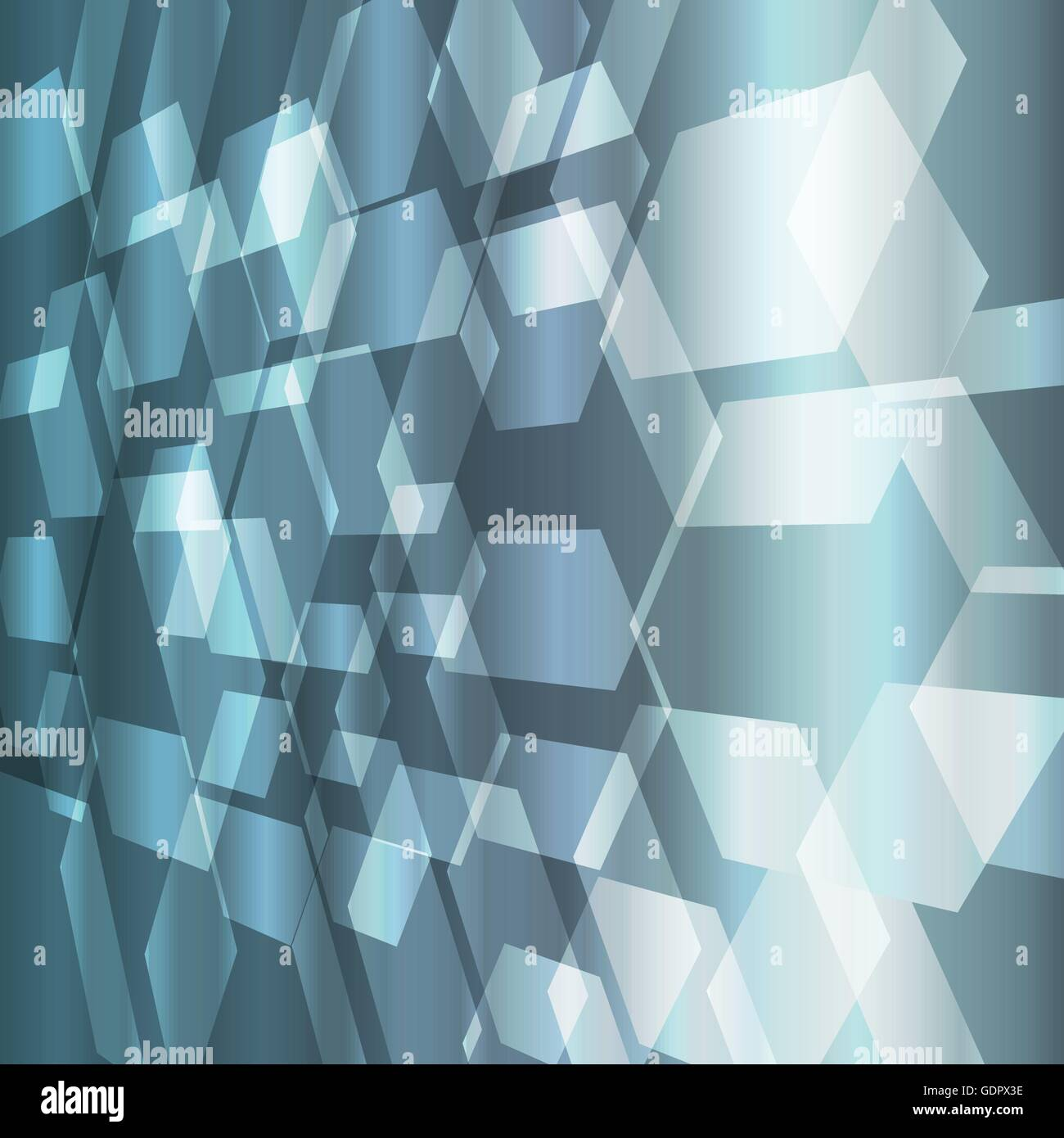 Hi tech abstract vector background template for poster Stock
