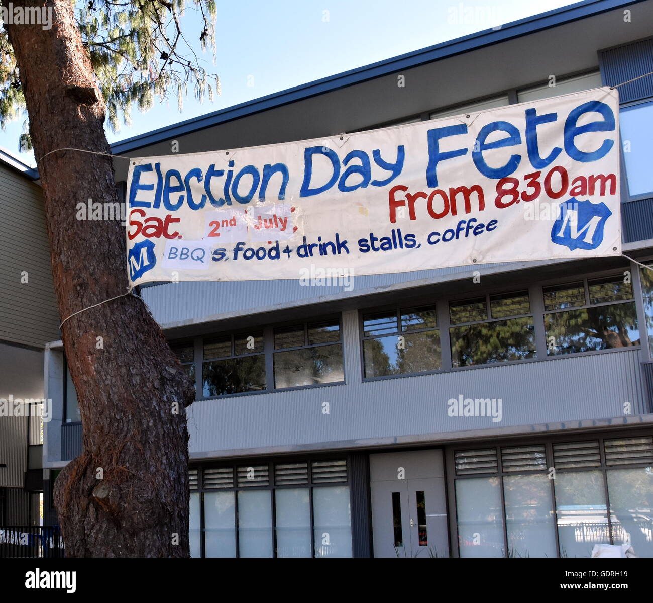 Next election date in Sydney