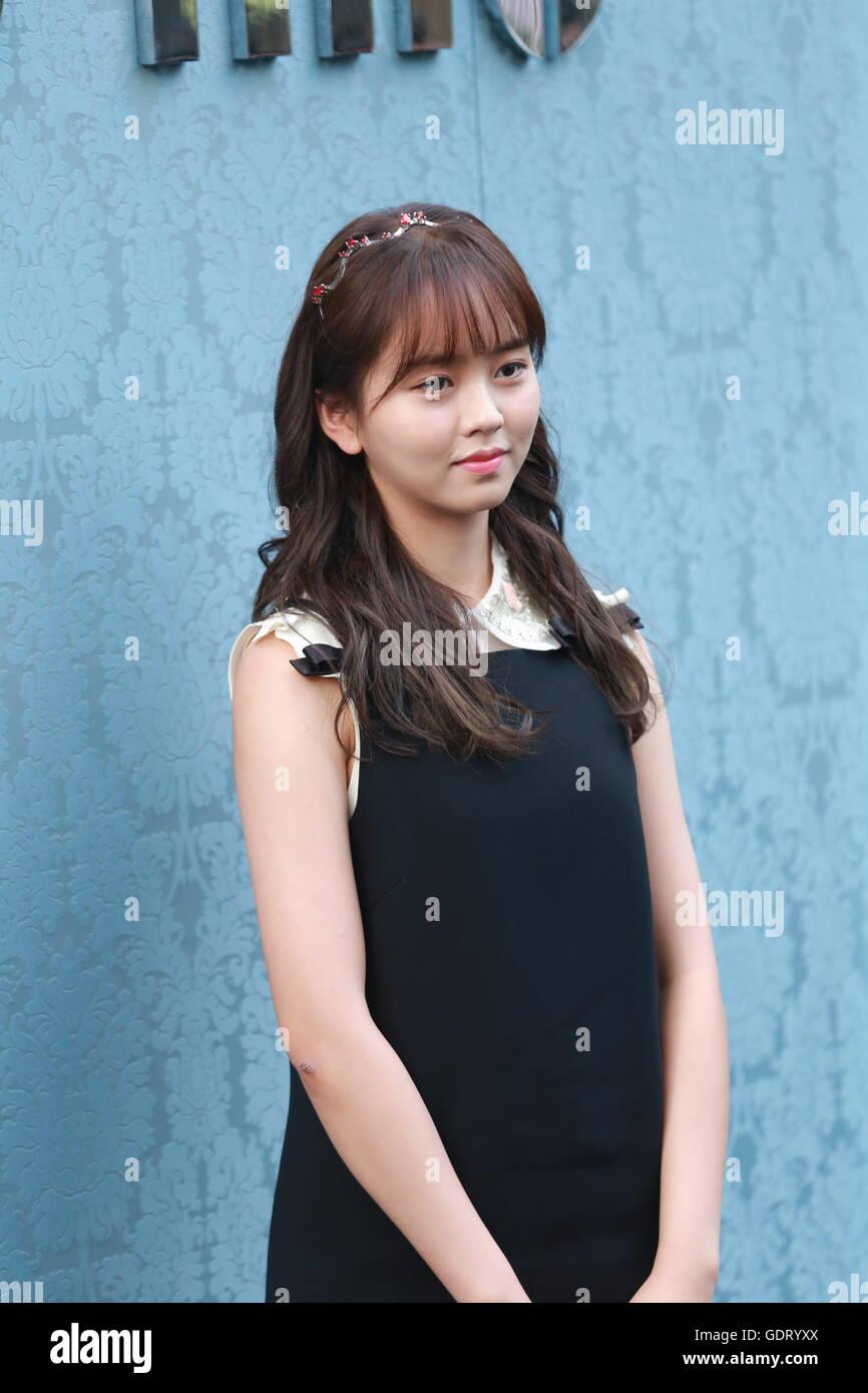 Sin Yoo joo, Lee Soo jeong IMiss Change - 2013 HD