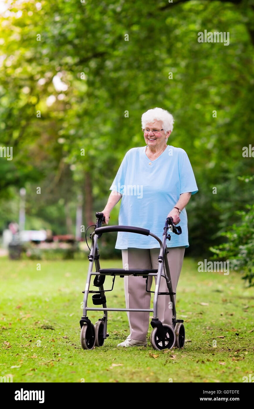 Walkers for people with disabilities and older people 74