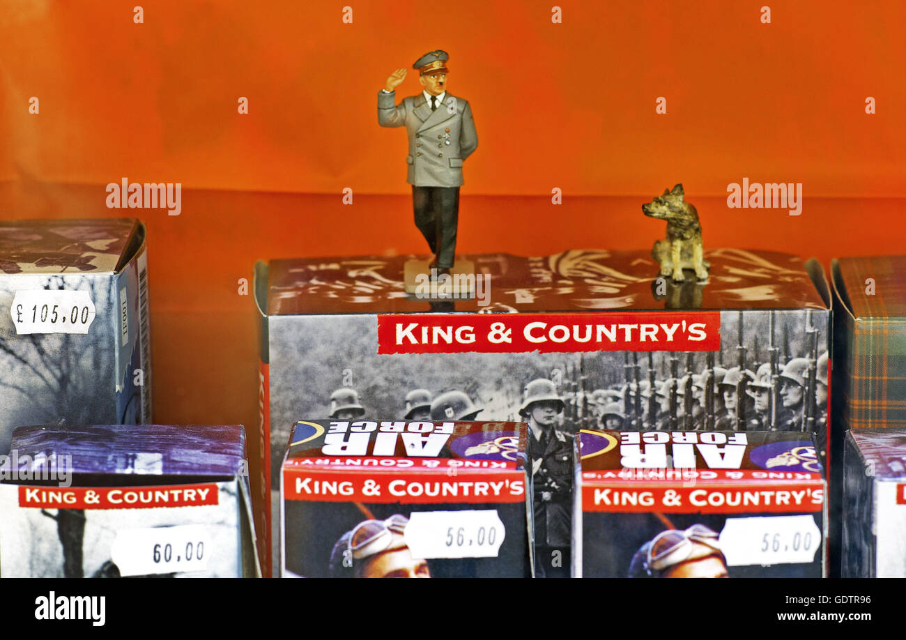 Collectible figurines - Stock Image