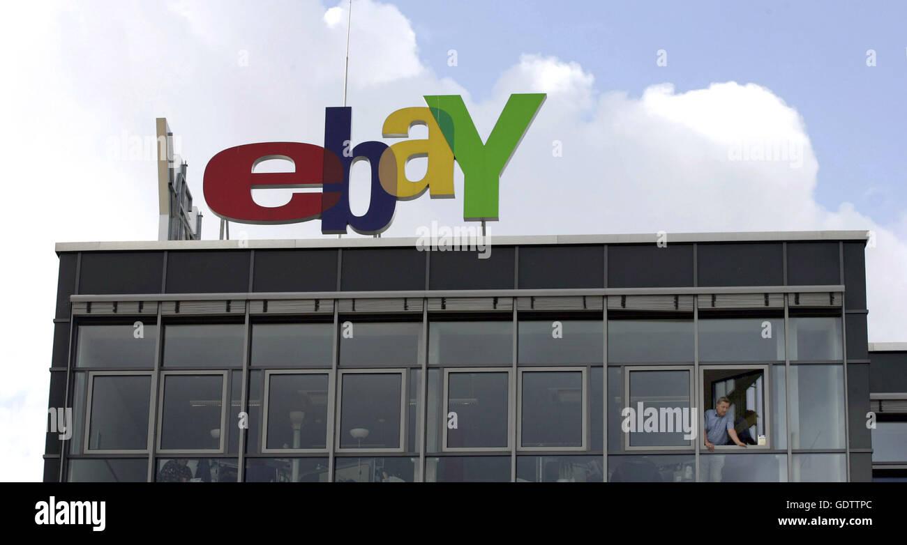 eBay Germany Headquarters - Stock Image