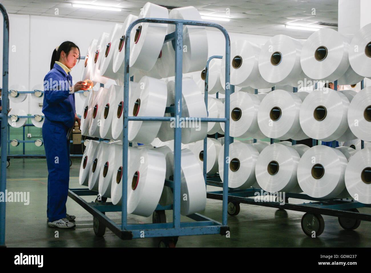 Chemical Fibre Stock Photos & Chemical Fibre Stock Images