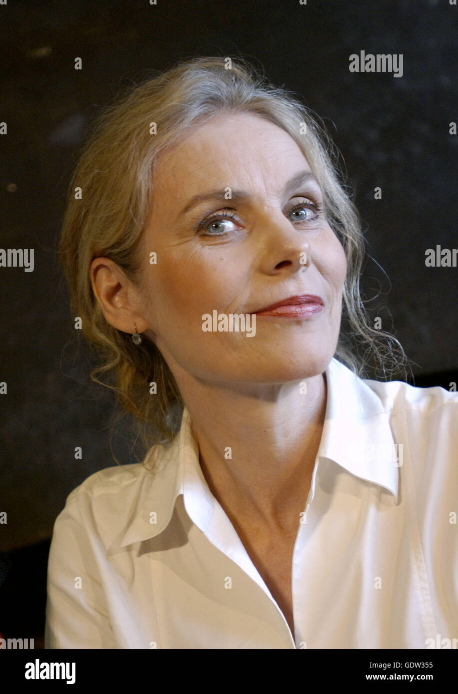 Kirsten Harms - Stock Image