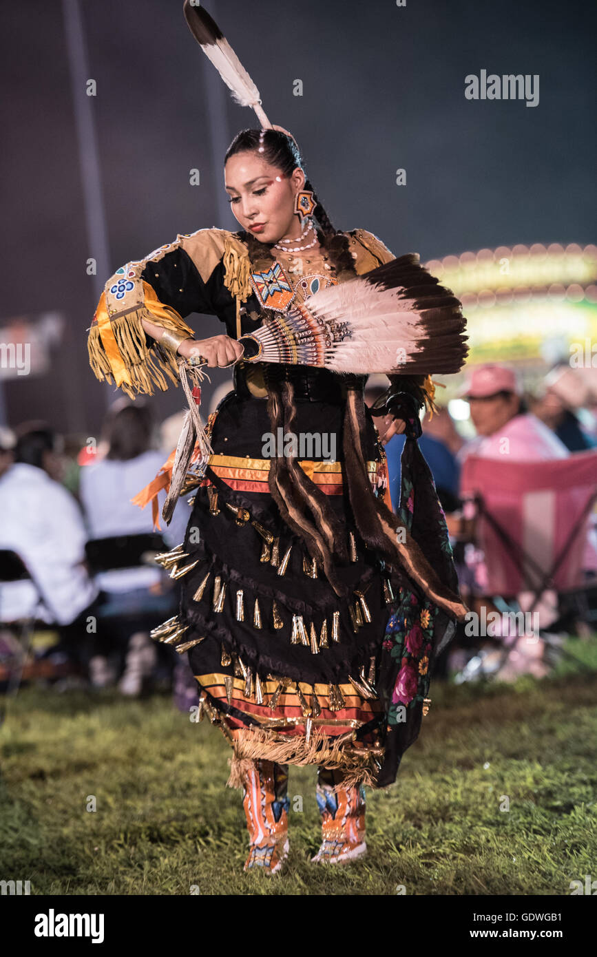 Indian Jingle Dress Stock Photos Amp Indian Jingle Dress