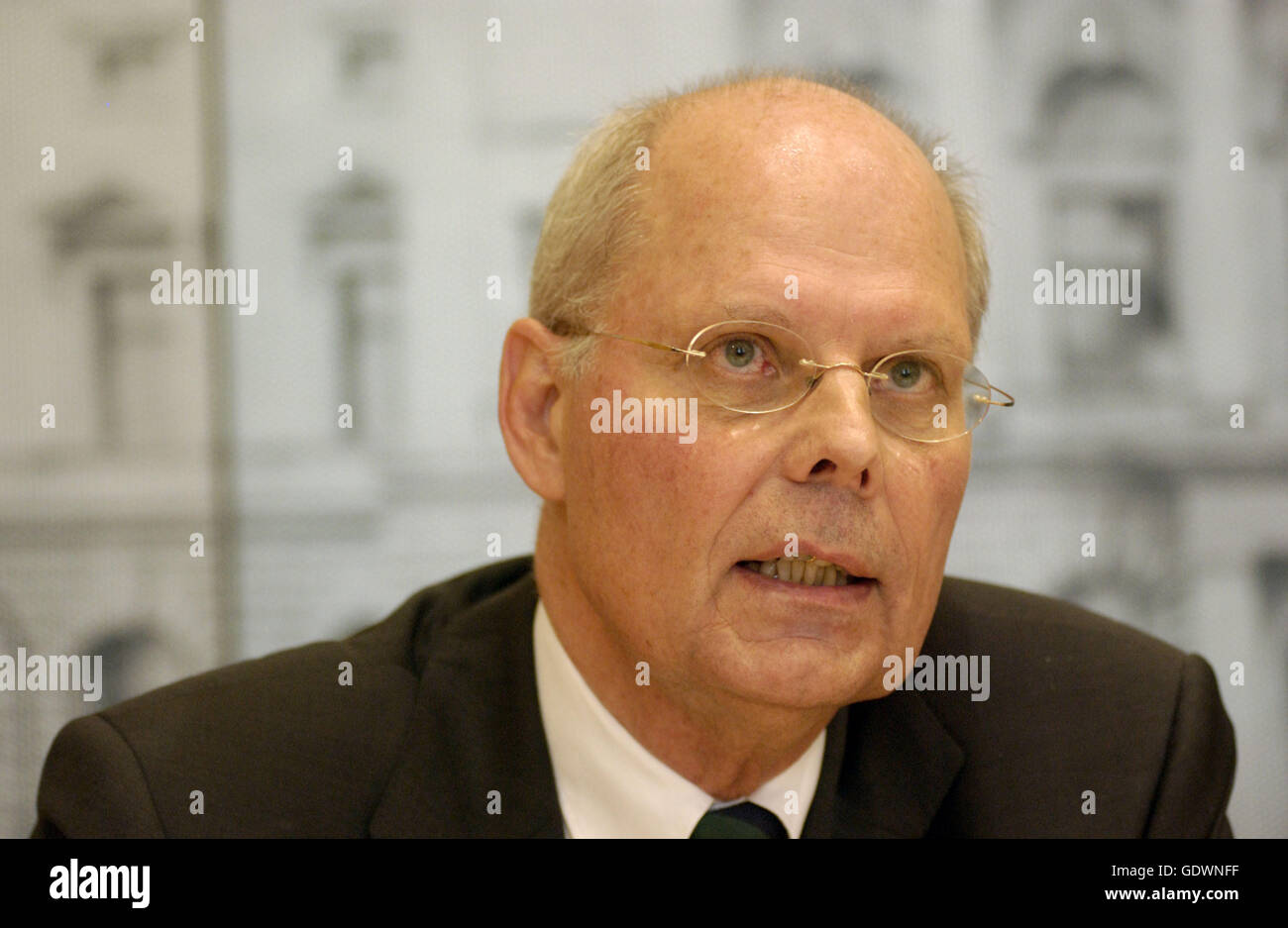 Jens Harms - Stock Image