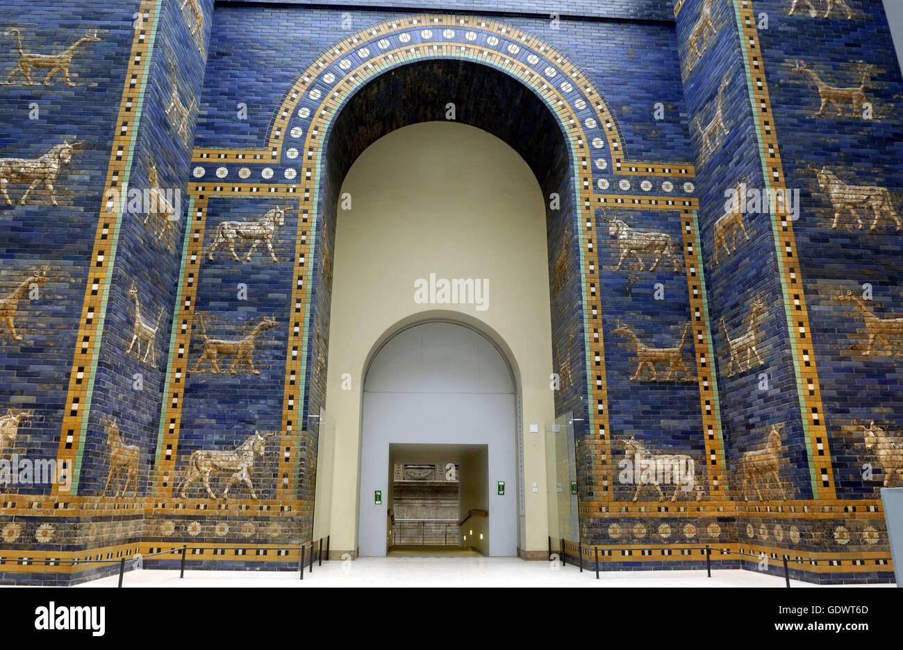 Babylon - Myth and Truth - Stock Image