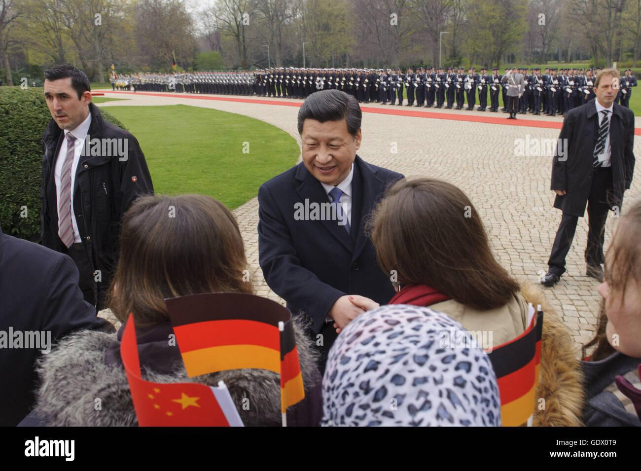 Xi Jinping - Stock Image