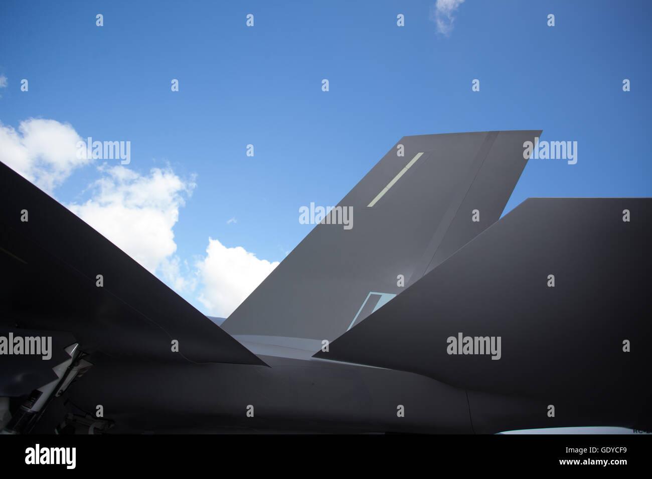 F 35 Lightning 2 - Stock Image