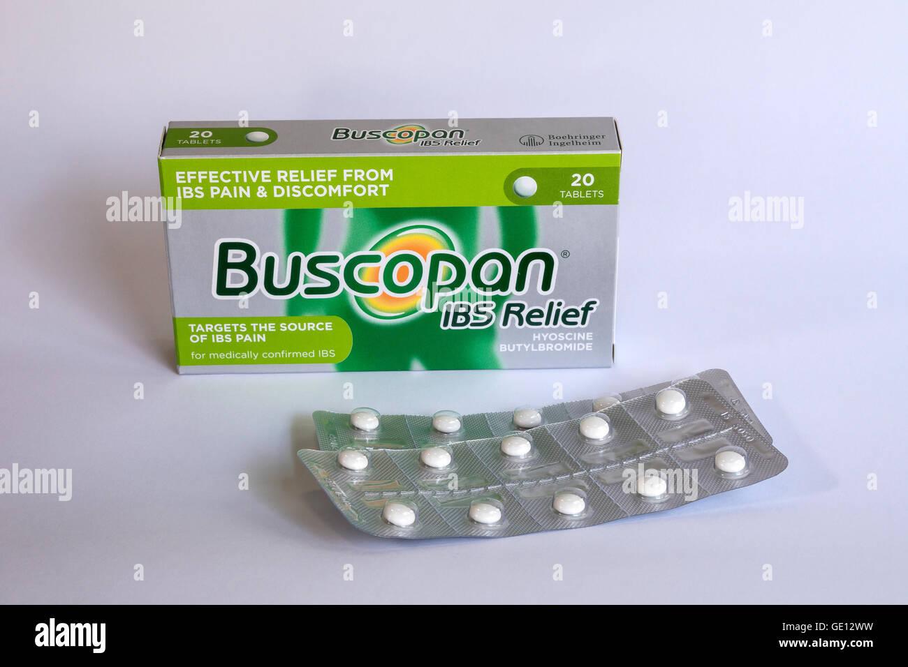 buscopan ibs relief instructions