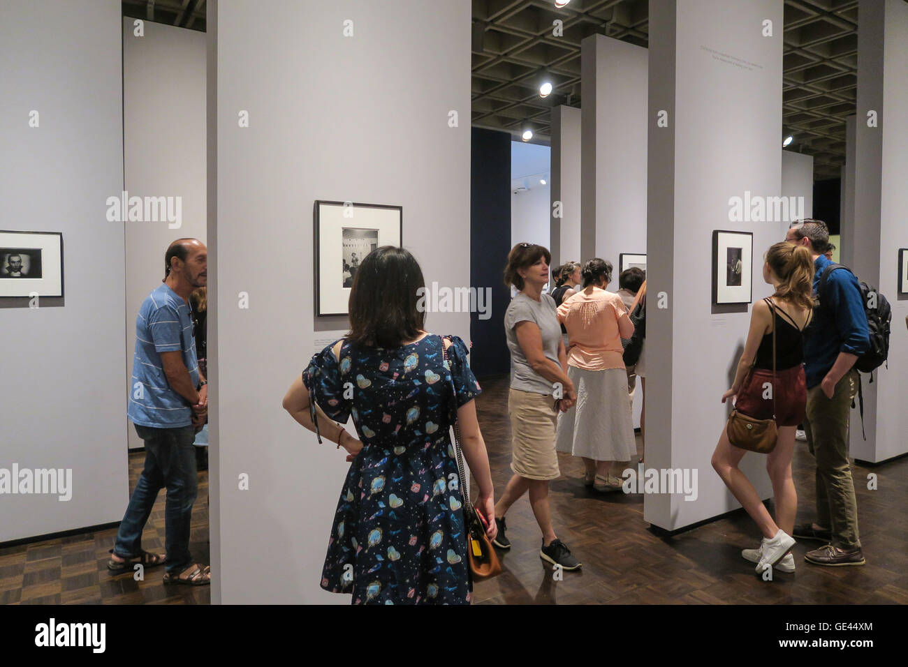 Metropolitan Museum of Art Breuer, NYC - Stock Image